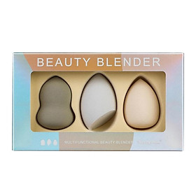 Set 3 mút trang điểm Myonly multifunctional beauty blender