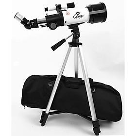 Kính thiên văn ngắm sao cao cấp ( Độ phóng đại lớn, hình ảnh rõ nét, nhìn xa)- (Tặng đèn pin bóp tay mini- màu ngẫu nhiên)