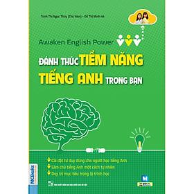Awaken English Power - Đánh Thức Tiềm Năng Tiếng Anh Trong Bạn (Cào Tem Để Mở Quà Tặng) (Tặng Decan Đo Chiều Cao Cho Trẻ 1-5 Tuổi)