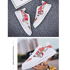 Giày nam sneaker thể thao họa tiết-4
