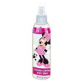 Chai Xịt Thơm Toàn Thân Disney Minnie Body Spray (200ml)