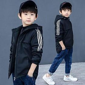 Biểu đồ lịch sử biến động giá bán áo khoác gió bé trai , áo gió cho bé từ 5 đến 14 tuổi D502