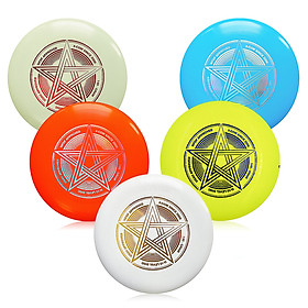 9.8 Inch 145g Plastic Flying Discs Outdoor Play Toy Sport Disc for Juniors-1