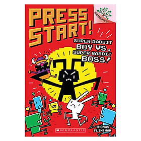 Press Start! Book 4: Super Rabbit Boy Vs Boss