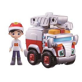 Đồ chơi Mô hình Xe thú cưng và nhân vật - Bo & Spritzer EU881031