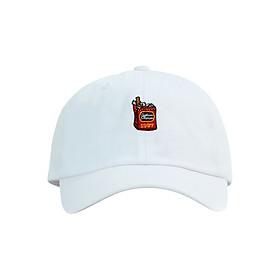 Nón Ballcap Hàn Quốc Cigar PREMIER P928 - Trắng