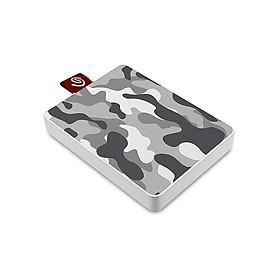 Ổ Cứng Di Động SSD Seagate One Touch Camo SSD 500GB USB 3.0 - Hàng Chính Hãng