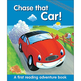 Chase That Car! (Series A First Reading Adventure Book)