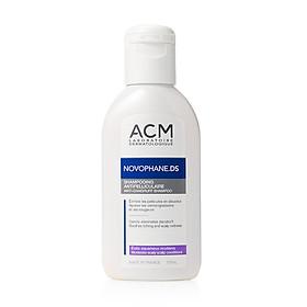 Dầu gội làm sạch da đầu, giảm ngứa và ngăn ngừa gàu Novophane.DS Anti-Dandruff Shampoo 125ml