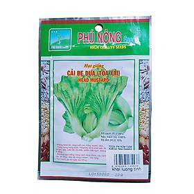 Hạt giống Cải bẹ dưa ( Tòa Xại ) Phú Nông