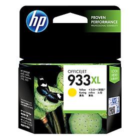 Mực in Phun Màu HP 933XL Vàng (Máy in HP 7612 /7610 / 7110 /6100 / 6600 / 6700 /7510 /CN056AA) - Hàng Chính Hãng