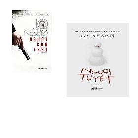 Combo 2 cuốn sách: Người con trai + Người tuyết