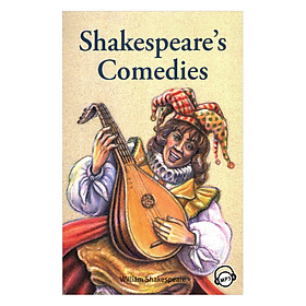 Compass Classic Readers 5: Shakespeare's Comedies (With Mp3) (Paperback)