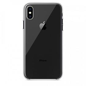 Ốp Lưng Silicon TPU trong suốt GOR cho Iphone X/ XS/ Xs Max/ Xr_Hàng NHập Khẩu