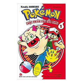 Pokémon - Cuộc Phiêu Lưu Của Pippi Tập 1