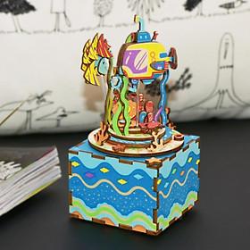 Mô hình Hộp nhạc Dưới đáy biển - Under the Sea AM406 Music Box