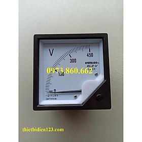 Đồng hồ đo vôn - ampe- Vôn kế , ampe kế 6L2-A