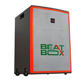 Loa Kéo Acnos Beatbox KB41 kèm Micro Không dây - Hàng Nhập Khẩu