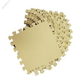 Set 09 Tấm Thảm Xốp Lót Sàn EVA Cho Bé Nằm Chơi - Kích thước 30 x 30 x 1 cm