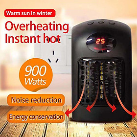 Electric Heater /Extended Line Mini Portable 3 Modes Adjustable Space Warmer for Home Officec Indoor Heating