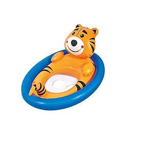 Phao bơi hình con thú chống lật con hổ 34058
