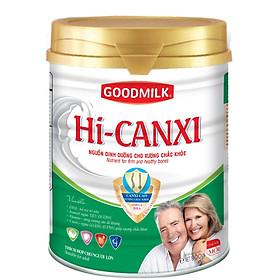 SƯA BỘT GOODMILK HI-CANXI 900G (NGỪA LOÃNG XƯƠNG)