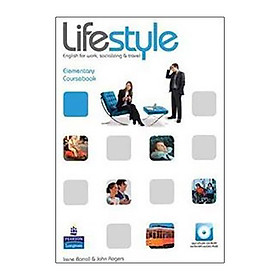Lifestyle Intermediate Course Book And Cd-Rom Pack