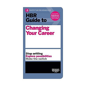 Harvard Business Review: Guide To Changing Your Career