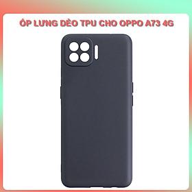 Ốp lưng TPU Silicon Dẻo Dành cho Oppo A73 2020- Hàng Chính Hãng