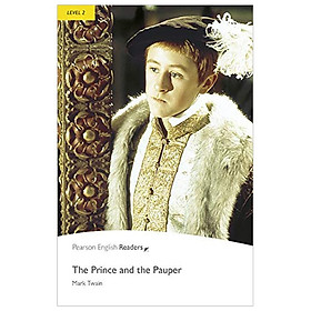 Level 2: The Prince and the Pauper Book and MP3 Pack (Pearson English Graded Readers)