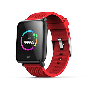 IP67 Waterproof Smart Watch Fitness Tracker Smart Bracelet Heart Rate Blood Pressure Blood Oxygen Monitor Step Counter