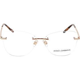 Gọng Kính Unisex  Dolce & Gabbana D&G 1 - DG1299 1298 (56-18-140)