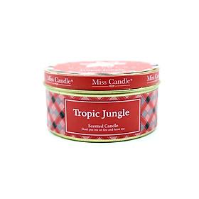 Nến thơm hộp tin Miss Candle NQM2127