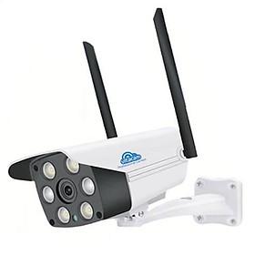 Camera Ip Wifi Ngoài Trời Vitacam VB1088 - 2Mpx Full HD 1080P - Đèn Starlight Quan Sát Màu Ngày Và Đêm - Hàng Chính Hãng