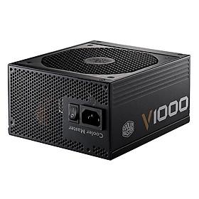 Nguồn Máy Tính 1000W Cooler Master   V1000 - Hàng Chính Hãng