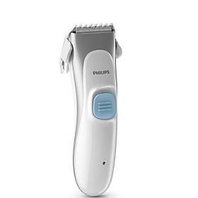 Tông đơ cắt tóc trẻ em nhãn hiệu Philips điện áp tự động công suất 2W - Hàng Nhập Khẩu