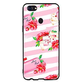 Ốp lưng viền TPU cao cấp cho điện thoại Oppo F5 -I Love U 02