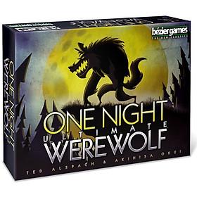 Boardgame Ma Sói One Night Phiên Bản Ultimate