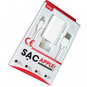 Combo Củ Sạc + Dây Cáp Sạc IPhone BAGI CE-I51Z - Hàng chính hãng