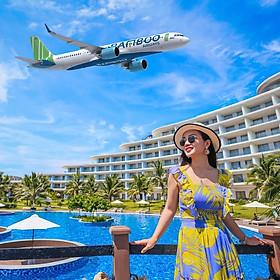 [HCM/ HN] Combo 4N3Đ FLC Quy Nhơn 5 Sao + Vé Máy Bay Bamboo Airways Khứ Hồi, Khởi Hành Hàng Ngày