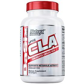 Thực phẩm hỗ trợ đốt mỡ an toàn Nutrex CLA - Giảm cân hiệu quả
