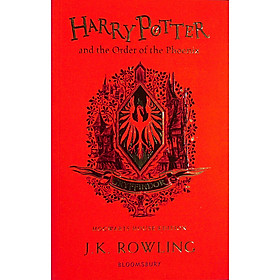 Harry Potter and the Order of the Phoenix - Gryffindor Edition (Paperback)