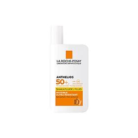 Kem chống nắng dạng sữa lỏng nhẹ không nhờn rít La Roche-Posay Anthelios Shaka Fluid SPF 50+ 50ml