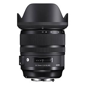 Ống kính Sigma 24-70 F2.8 DG OS HSM Art For Nikon - Hàng chính hãng