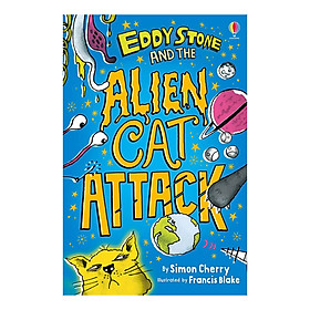 Usborne Eddy Stone and the Alien Cat Attack