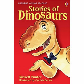Usborne Young Reading Series One: Stories of Dinosaurs