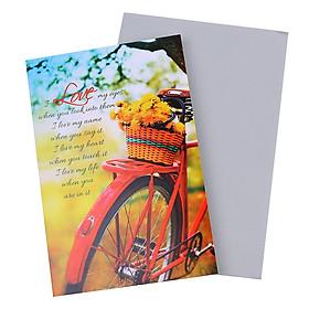 Thiệp tình yêu Tlive - love card 1047