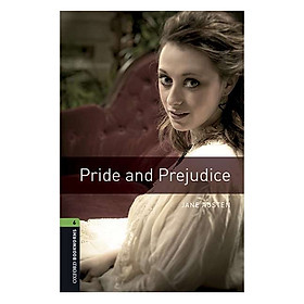 Oxford Bookworms Library (3 Ed.) 6: Pride and Prejudice