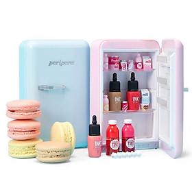 Set Son Tủ Lạnh Cực Cute Peripera peri's Mini Mini Fridge Daldal Factory #1 Daldal Pink
