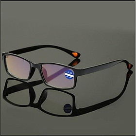 Kính viễn thị lão thị Nam nữ cao cấp cực sáng chịu lực va đập cực b�n mắt sẵn độ HTTPKVN191PK